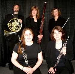 woodwind quintet Ohio French horn