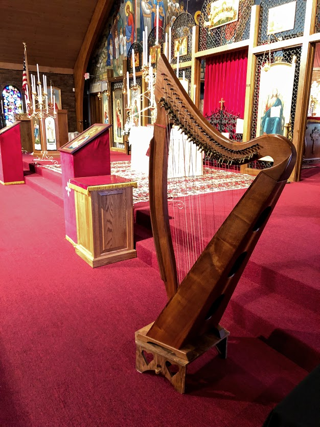 Does your contract protect you and your harp?